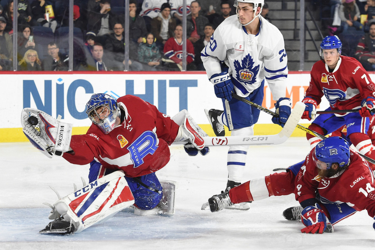 Montreal Canadiens recall Charlie Lindgren, Carey Price out with flu