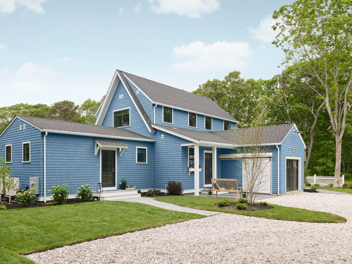 Cottage on the Cape, 2020 Idea House, Exterior