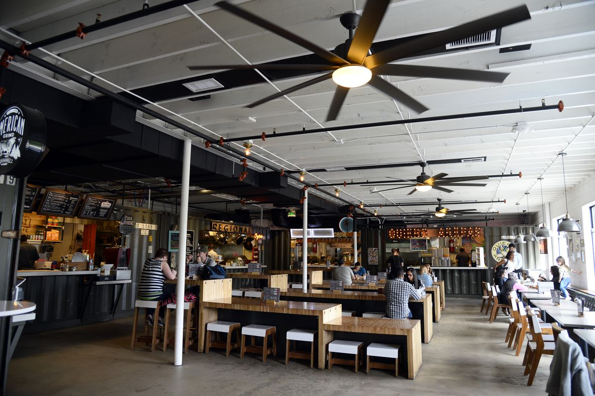 Meet The Food Hall The Food Courts Curated And Authentic New