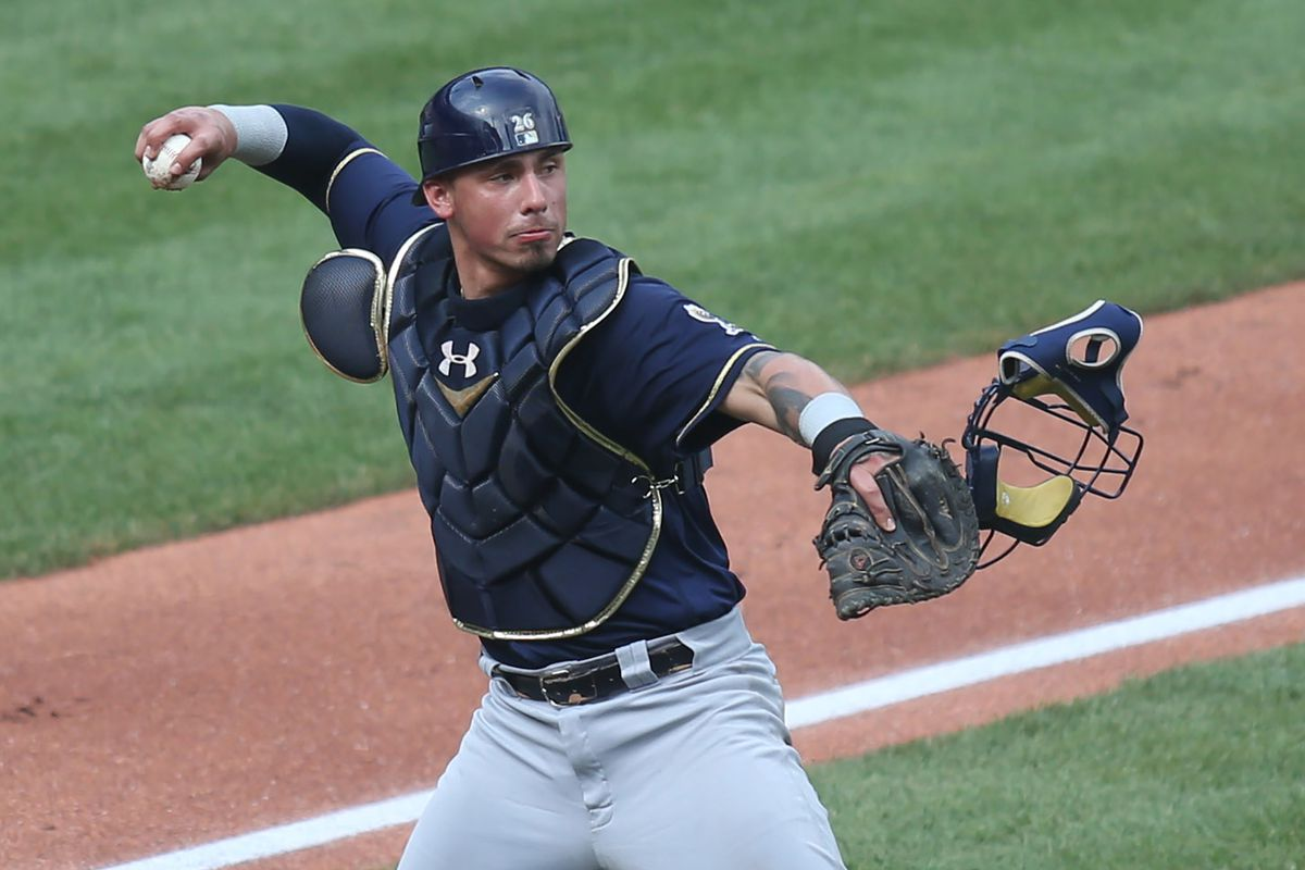 MLB: Game Two-Milwaukee Brewers at Pittsburgh Pirates