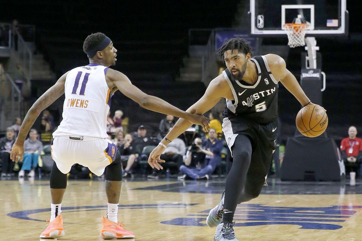 Northern Arizona Suns v Austin Spurs