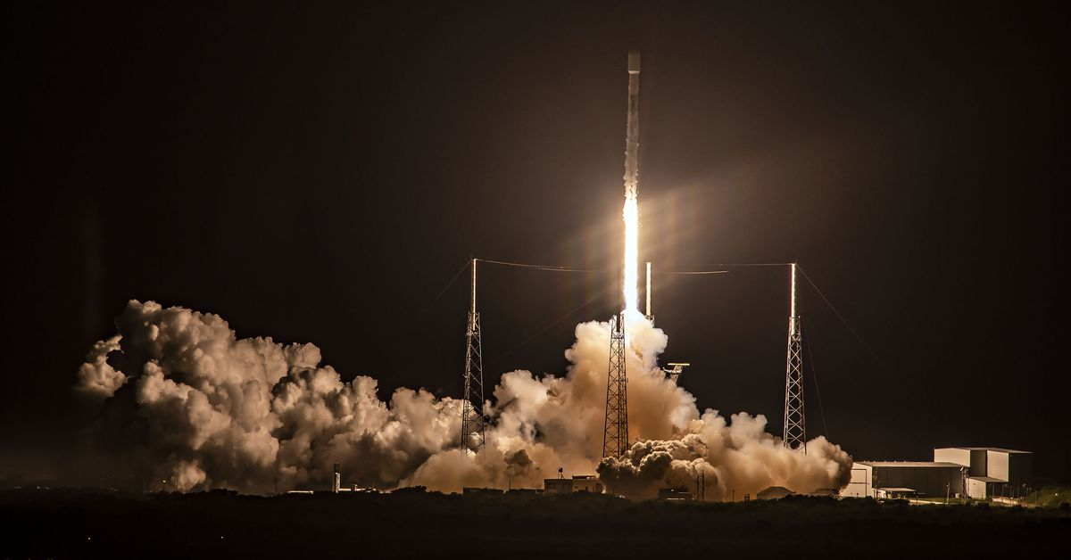 Watch SpaceX launch a GPS satellite for the U.S