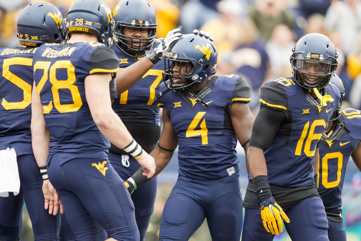 West Virginia Thread Alert Mountaineers True Blue Test For Ok State Cowboys The Smoking Musket