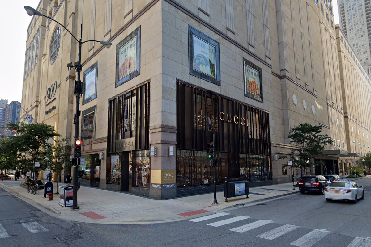 Magnificent Mile Gucci Store Hit Again By Shoplifters Chicago Sun Times