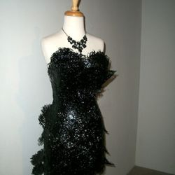 A dress from L'une Collection