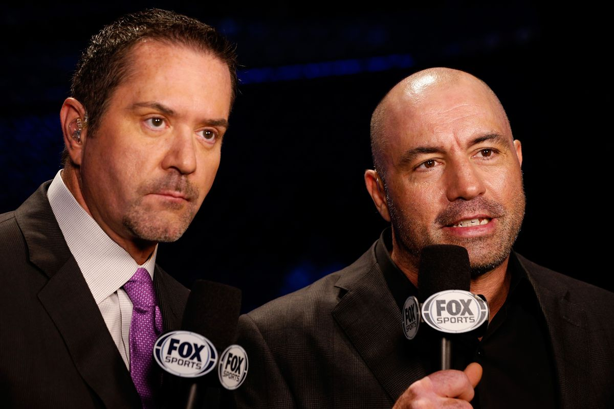 Practically the only commentary team the UFC had for years on end.