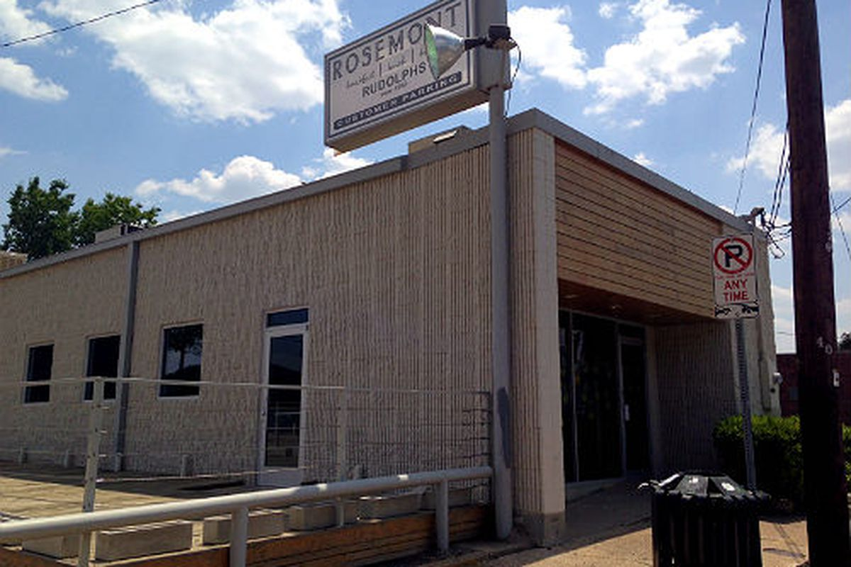 The old Rosemont space will soon become Alligator Cafe.