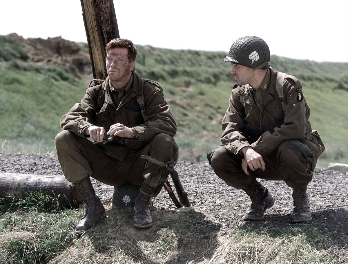 Band Of Brothers Movie Still