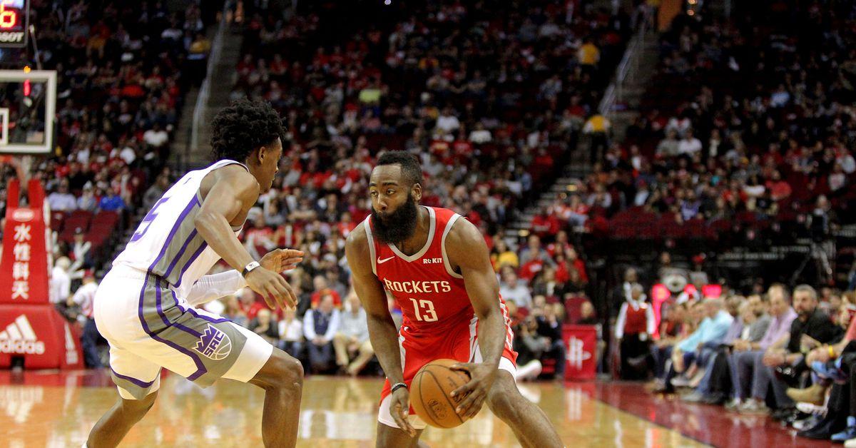 Houston Rockets vs. Sacramento Kings game preview - The ...