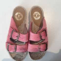 Penelope Chilvers sandals, $75