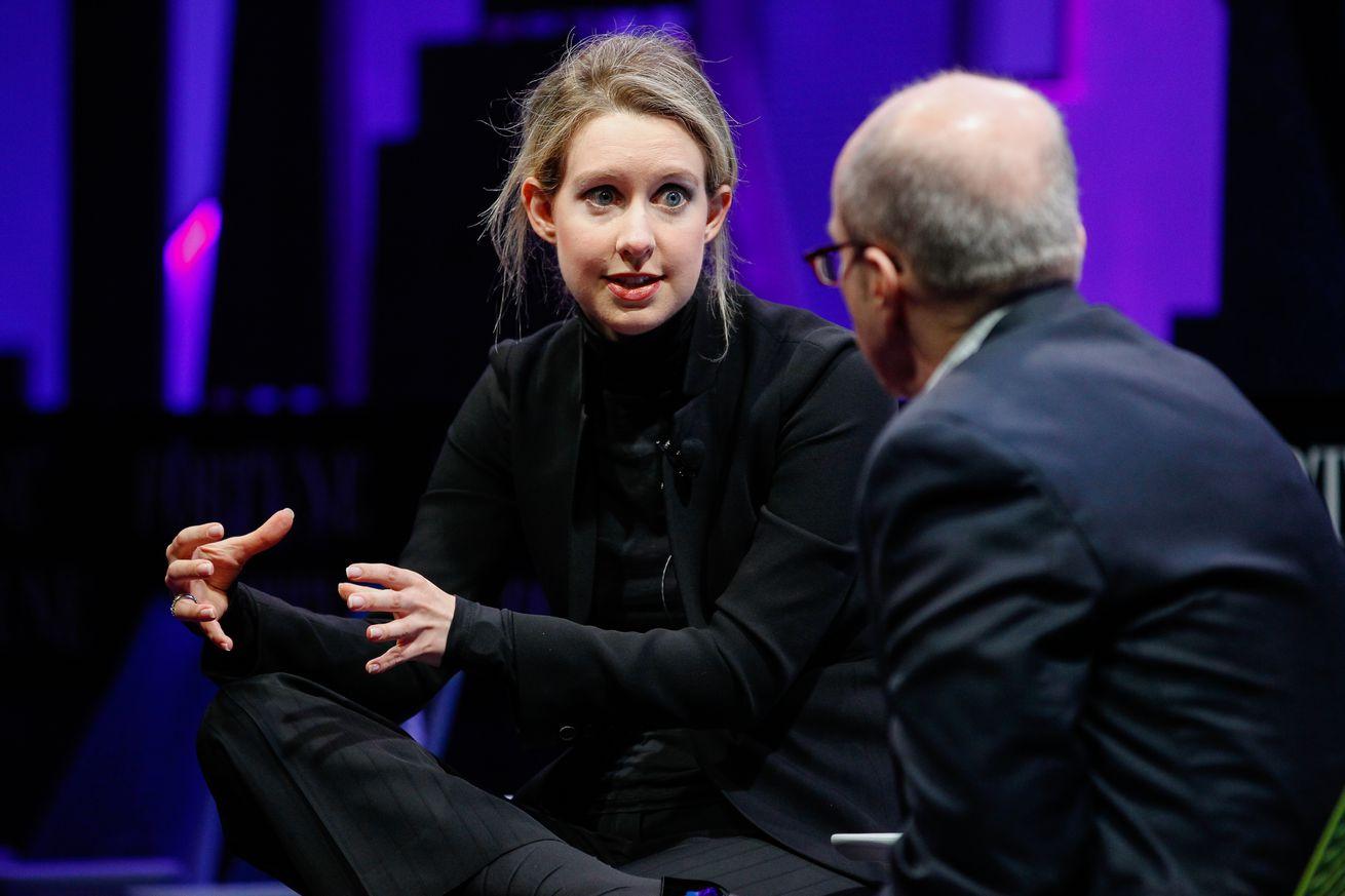 federal prosecutors indict theranos founder elizabeth holmes for fraud