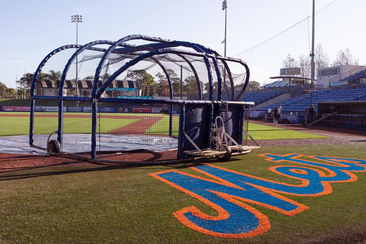 2020 New York Mets Spring Training