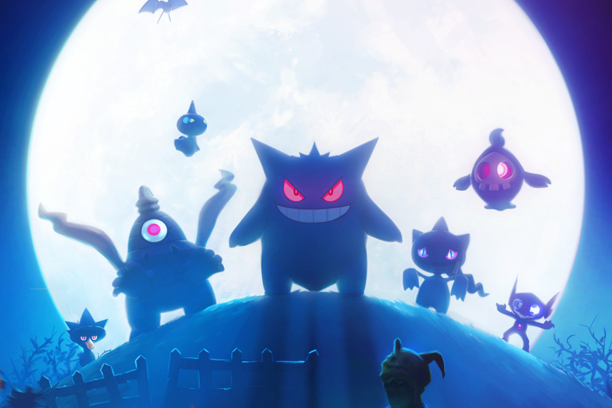 New Datamine Shows There's More To Pokemon Go's Upcoming Halloween Treat