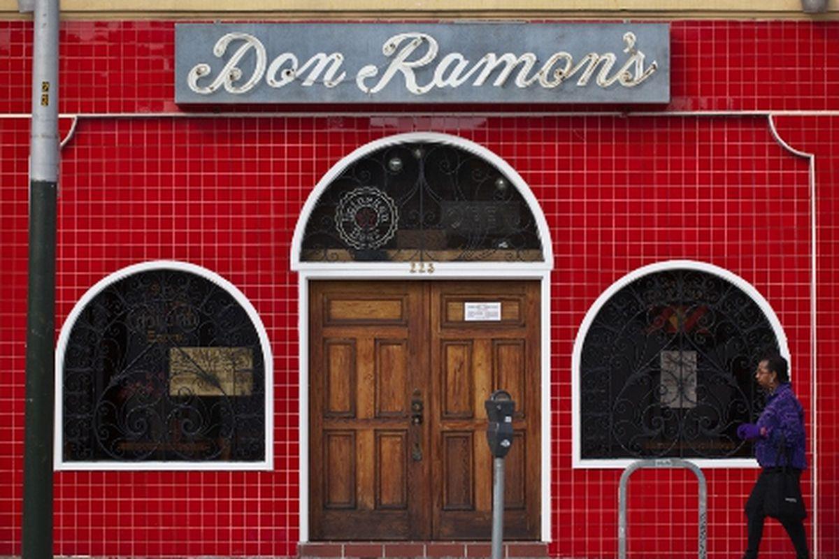 Don Ramon's in Soma.