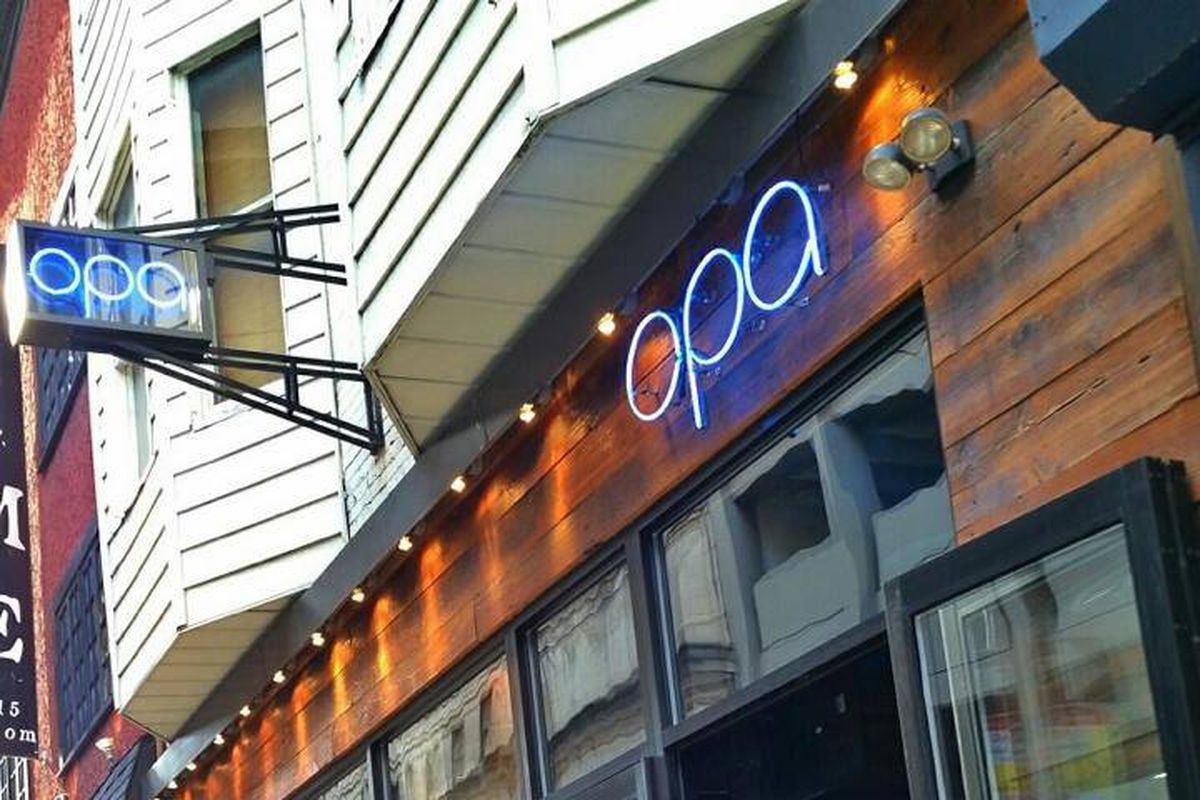 Opa hosts a two-part special event
