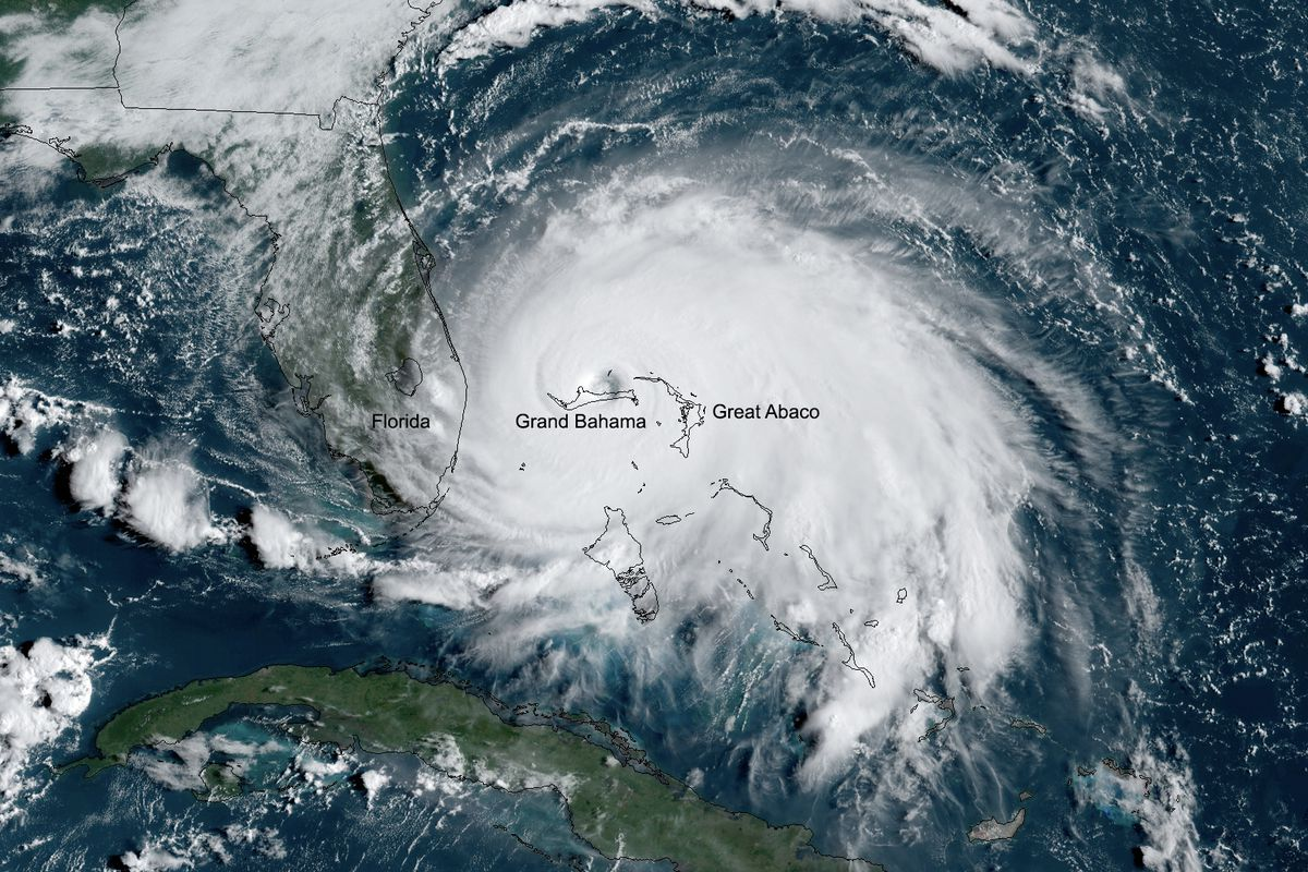Hurricane Dorian S Impact On The Bahamas What We Know And