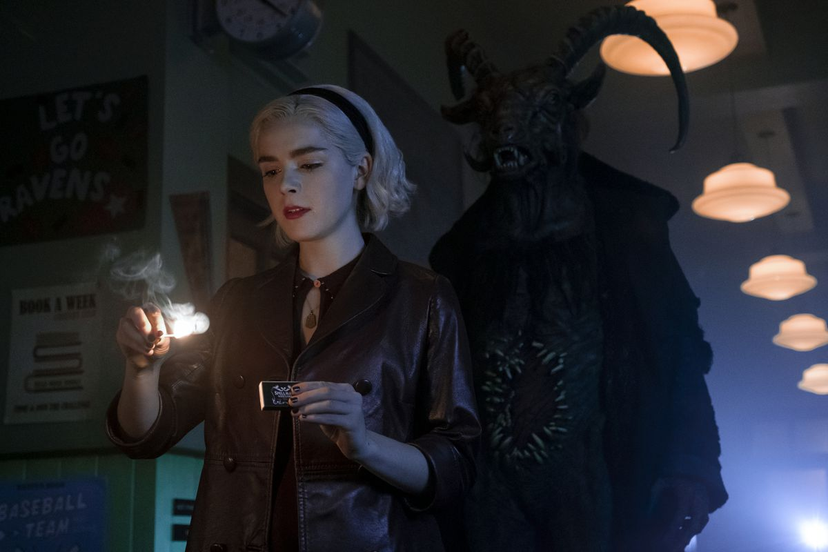 Sabrina season 2 challenges the message of the series - Polygon