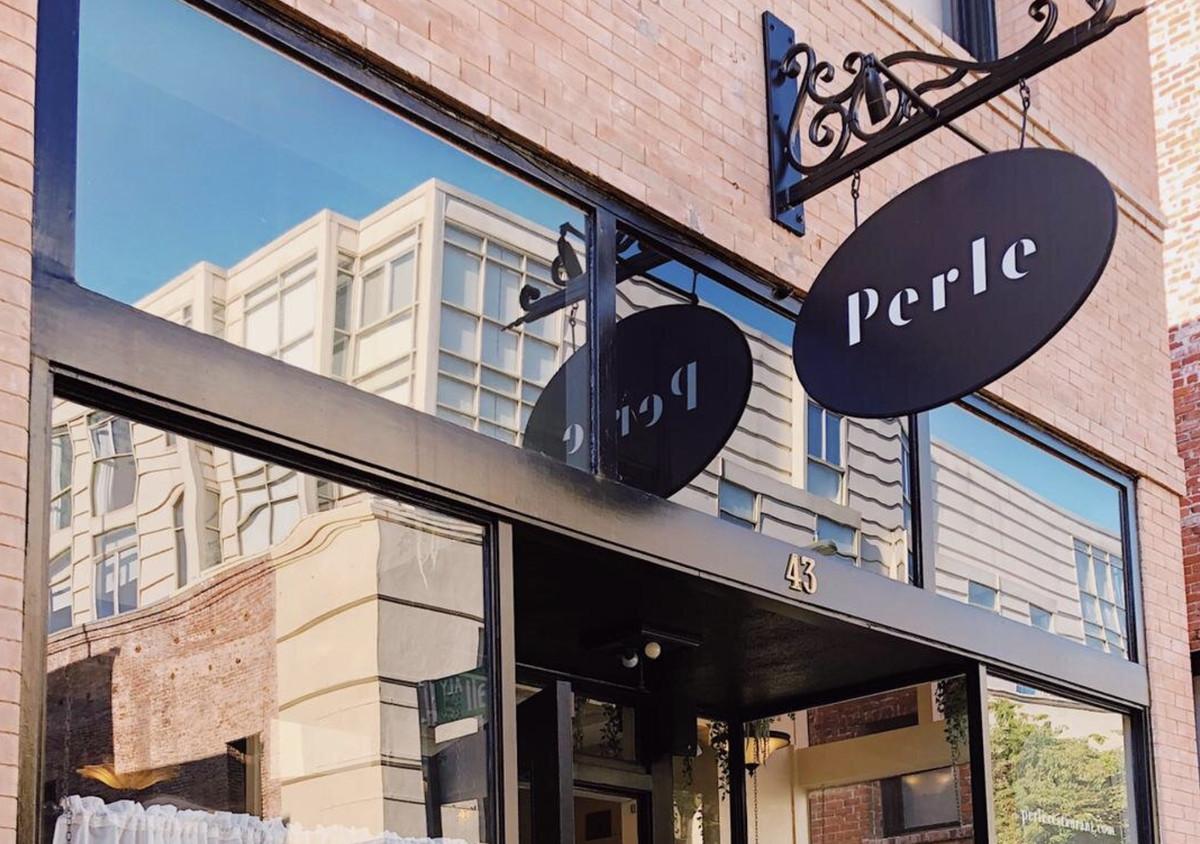 Perle restaurant Pasadena