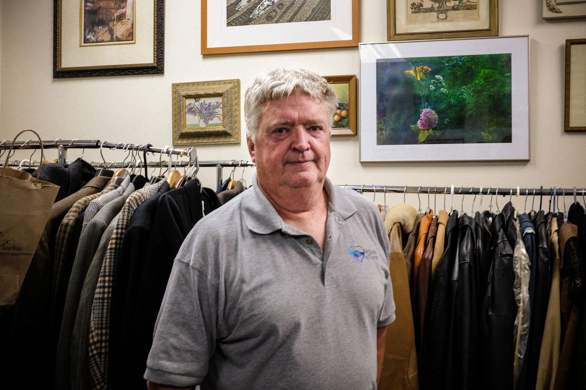 Dennis McKeon helped form the WTC Outreach Committee at St. Clare's Church in Great Kills, which lost 29 parishioners on Sept. 11. He's still involved on the island with the non-profit that came out of his Sept. 11 work, Where to Turn.