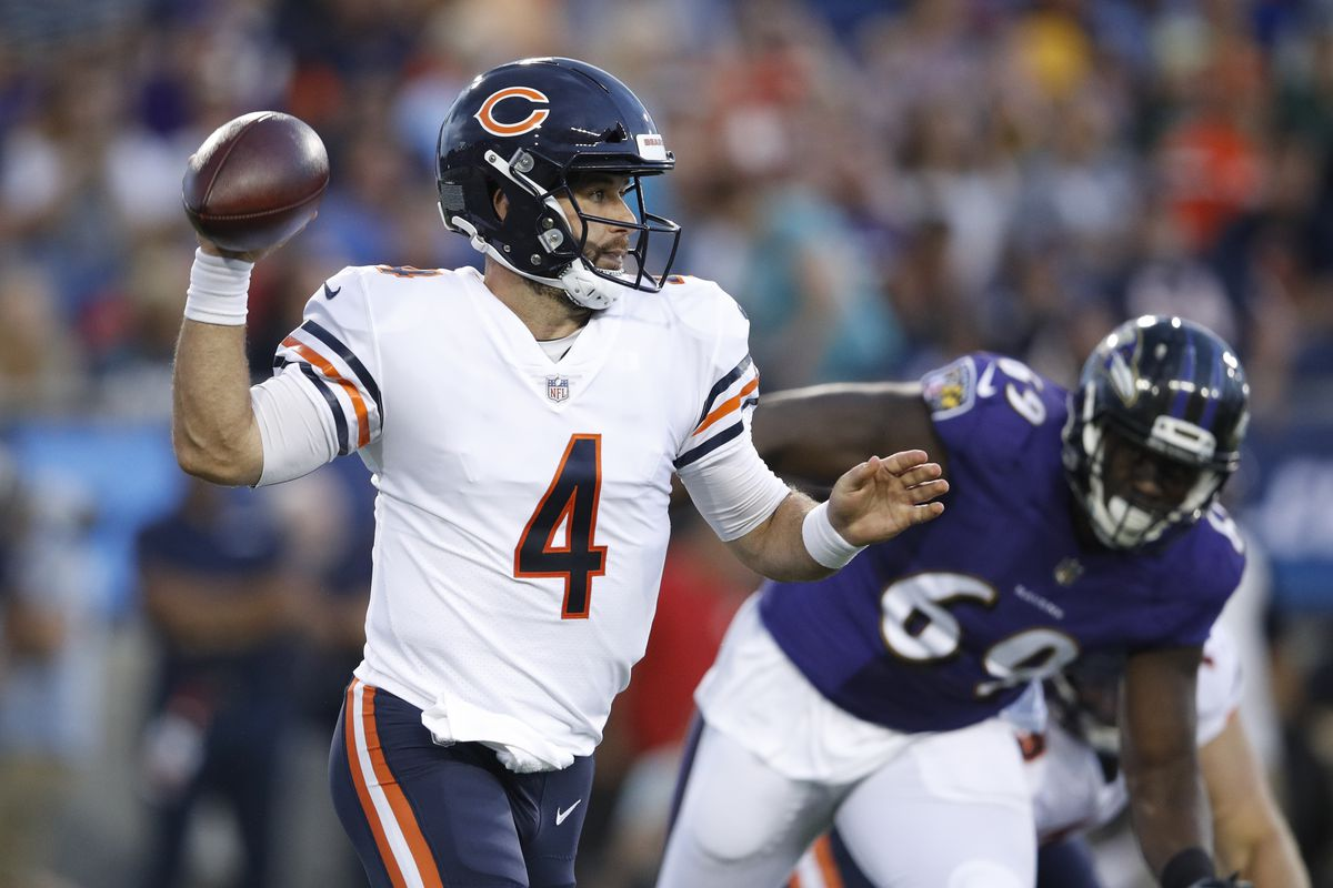 Bears vs. Ravens  Notes from a tight 17-16 loss - Windy City Gridiron ebba5dc3a