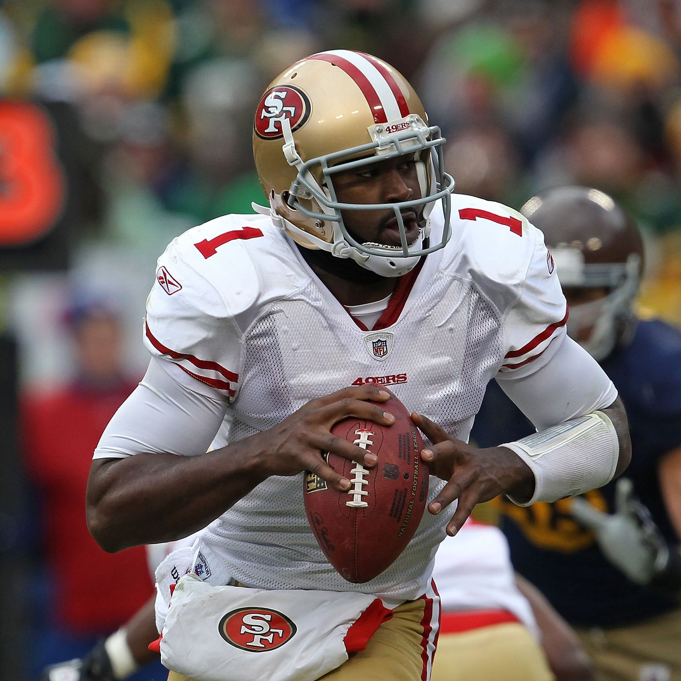 49ers quarterbacks  When Troy Smith went from third string quarterback to  starter - Niners Nation 4720a4157