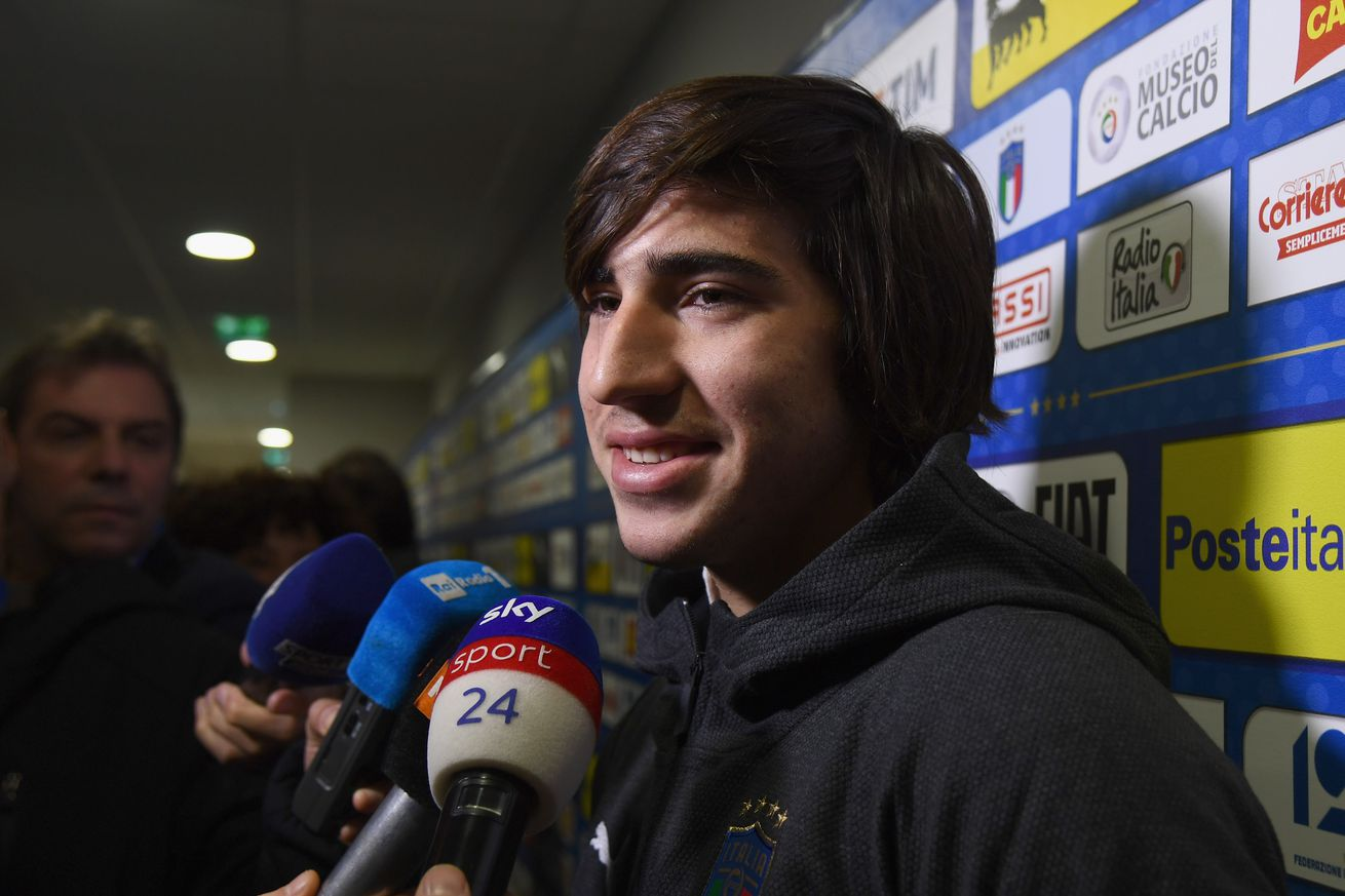 Reports: Juventus ready to further negotiations for Sandro Tonali