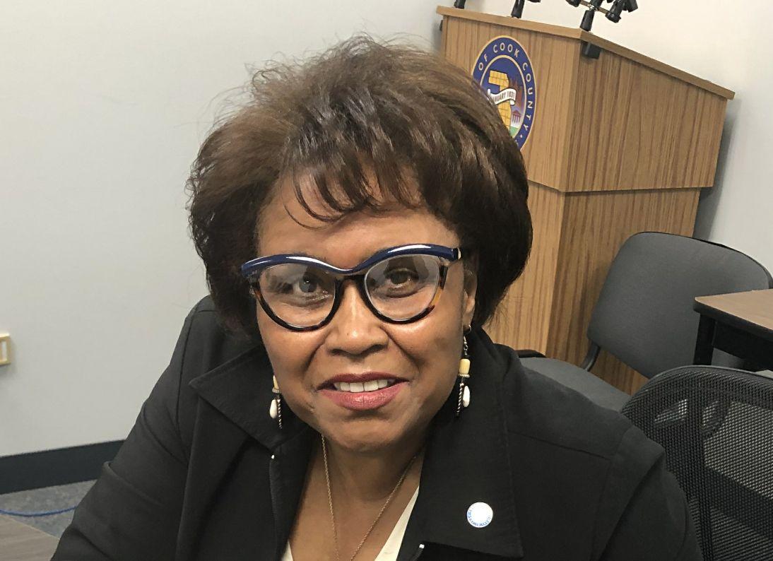 Cook County Clerk Karen Yarbrough