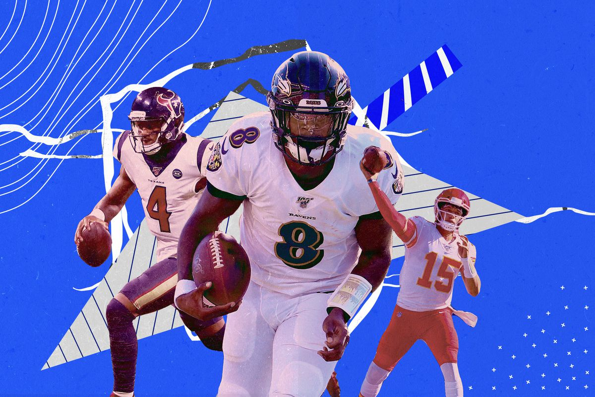 5 Young Quarterbacks Show The Future Of The Nfl Is In Good