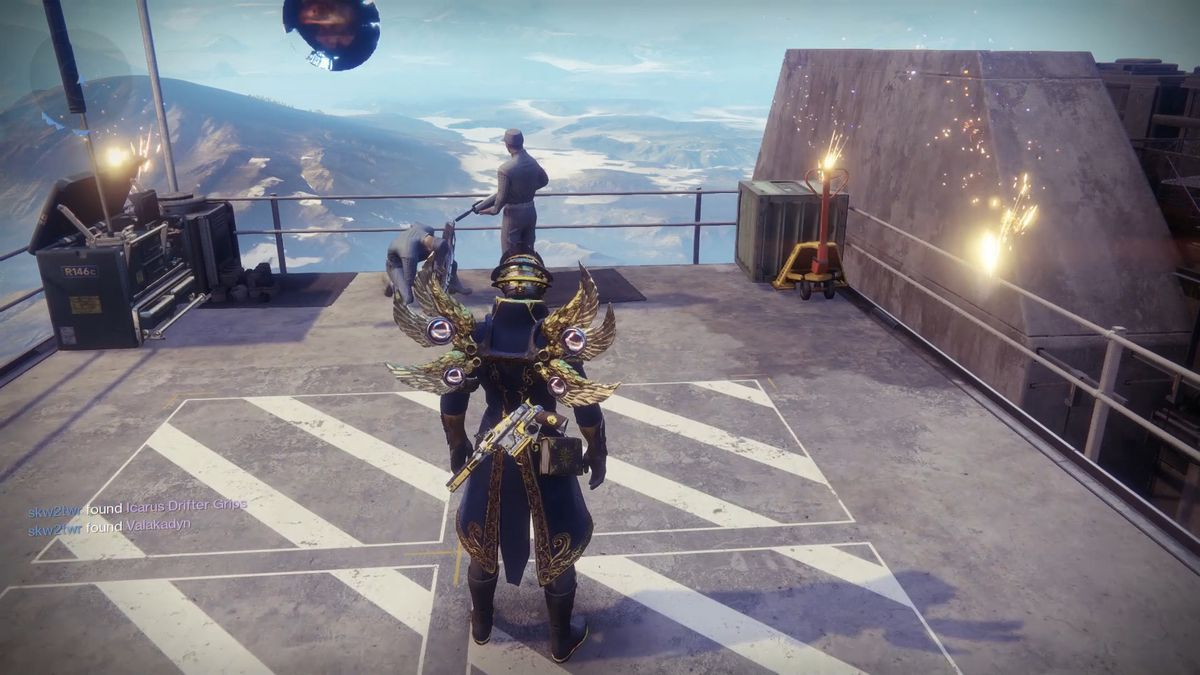 Destiny 2 guide: How to get the giant ball in the Tower