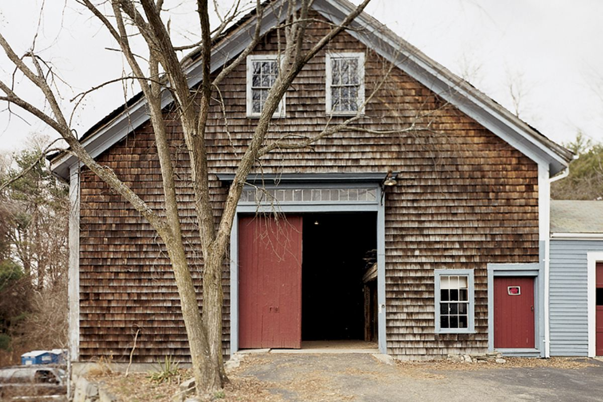 How To Take One Old Barn And Call It