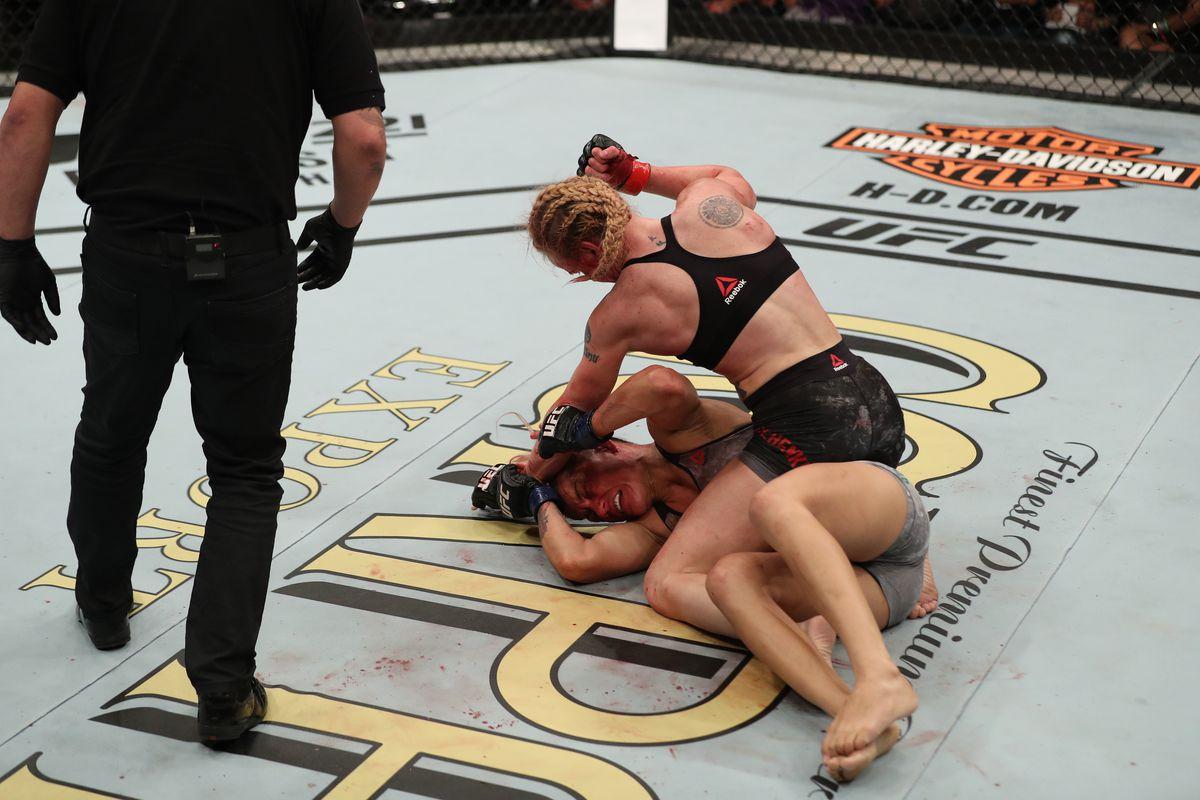 UFC Fight Night: Shevchenko v Cachoeira