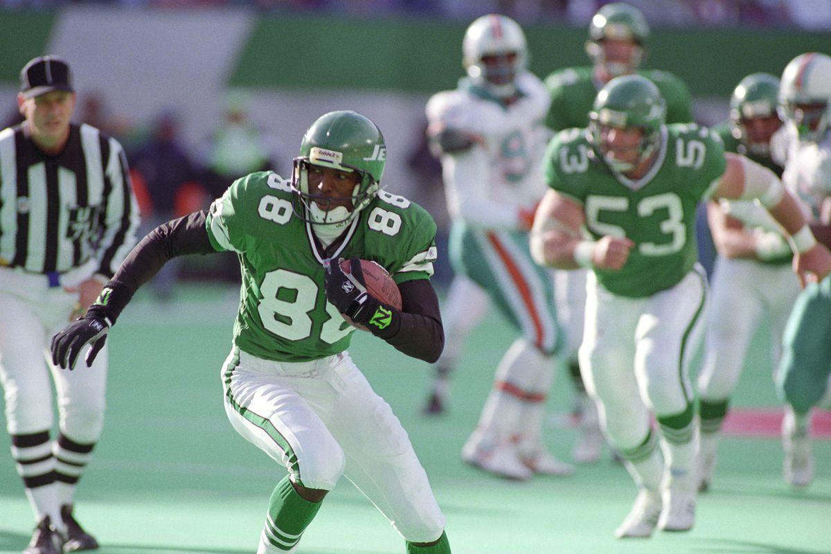 Miami Dolphins vs New York Jets - November 1, 1992
