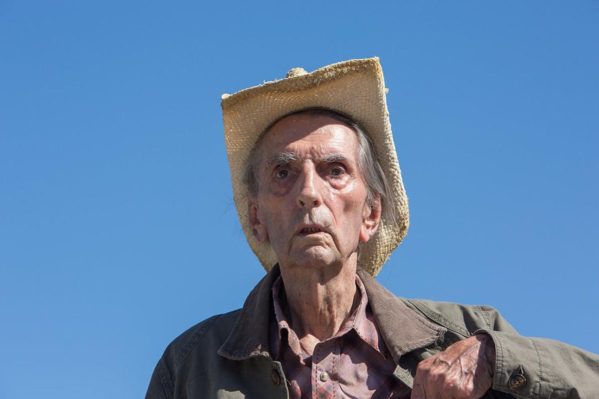 Harry Dean Stanton in 'Lucky'