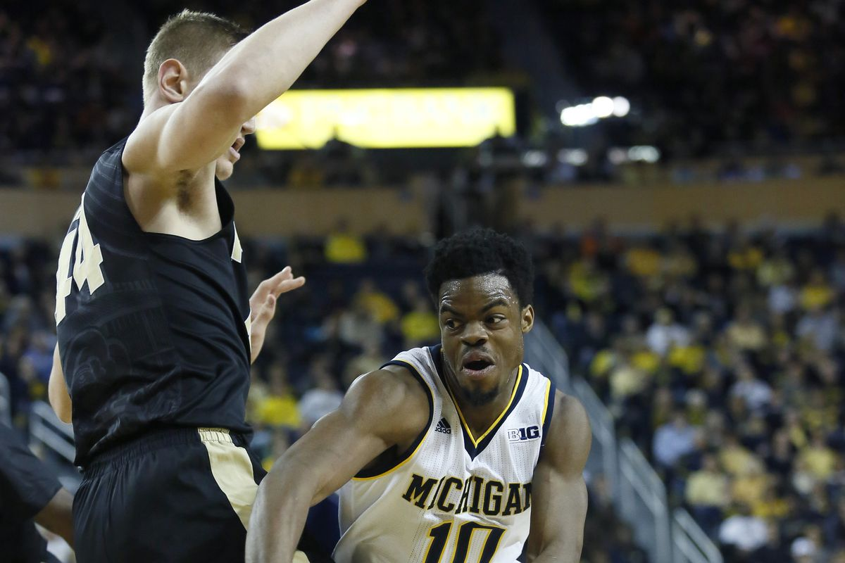 Michigan will need a second straight upset of a top-4 seed to break out of NCAA Tournament bubble purgatory.