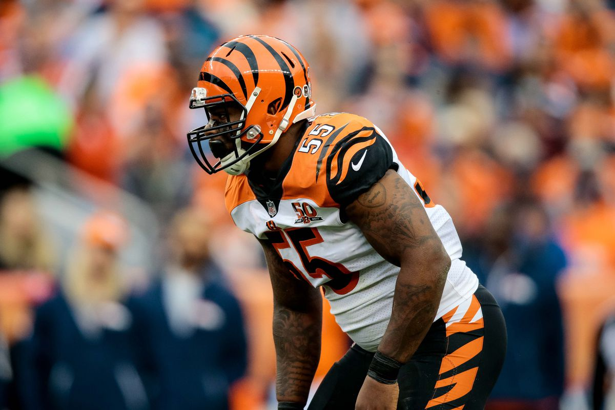 huge discount 3ae5c a14c4 Bengals news: NFL confirms 4-game PED suspension for Vontaze ...