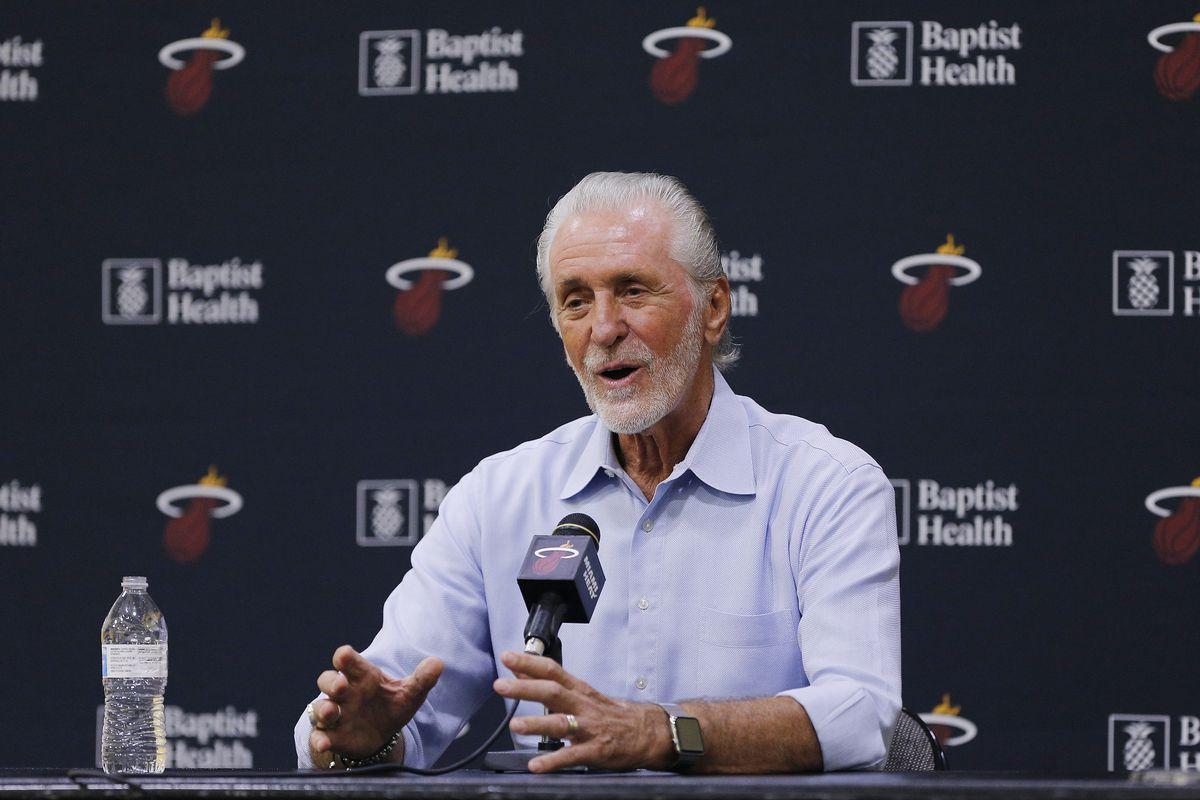 Miami Heat Introduce Jimmy Butler