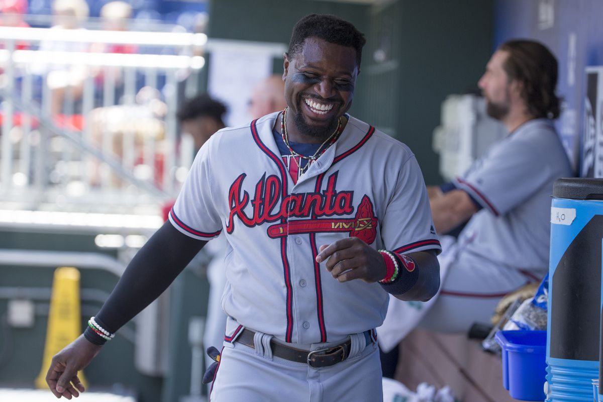 6857608ba MLB Trade Rumors: Braves discussing Brandon Phillips trade with Angels