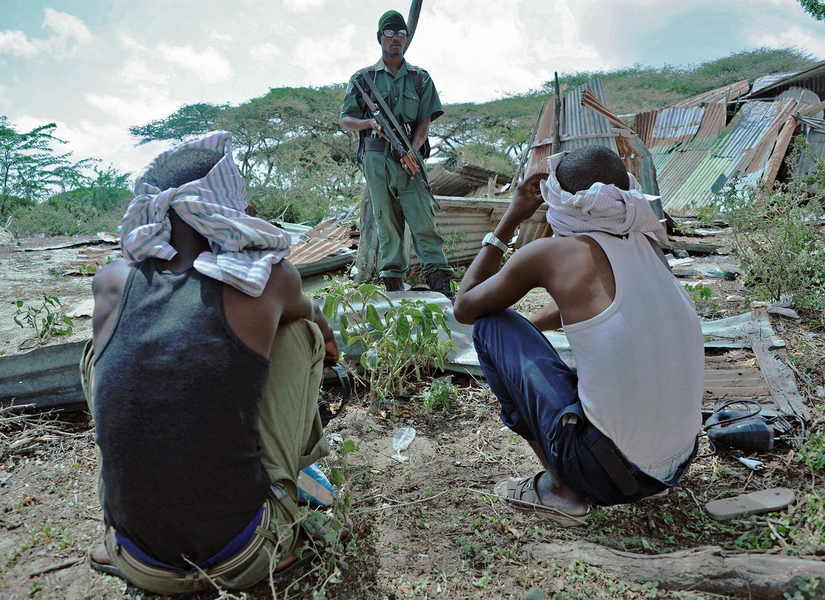 Shabaab members