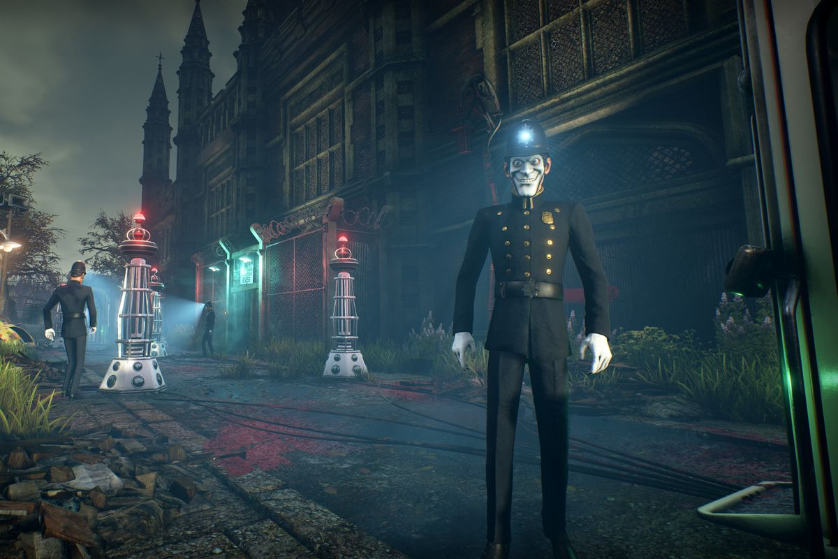 We Happy Few feels especially scary in today's political