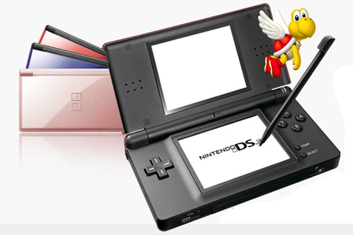 nintendo ds sales surpass 50 million units in the us the verge. Black Bedroom Furniture Sets. Home Design Ideas