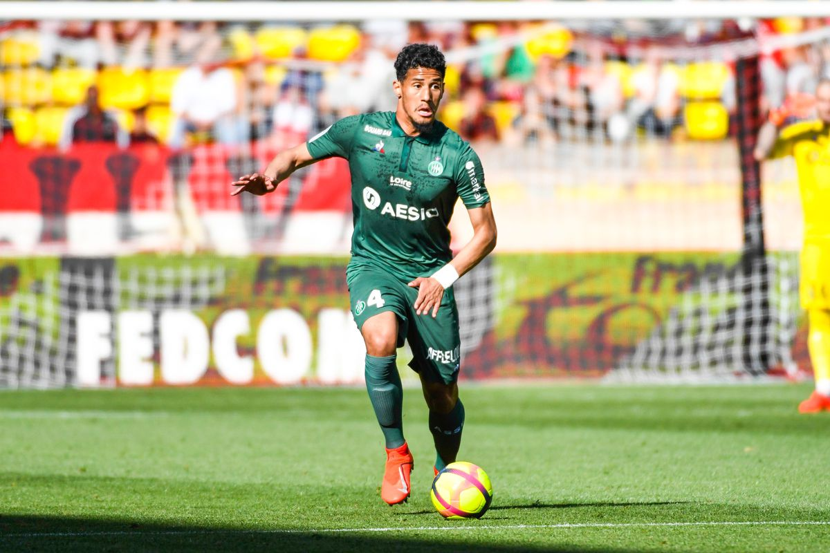 William Saliba Set To Become A Gunner Sort Of The Short Fuse