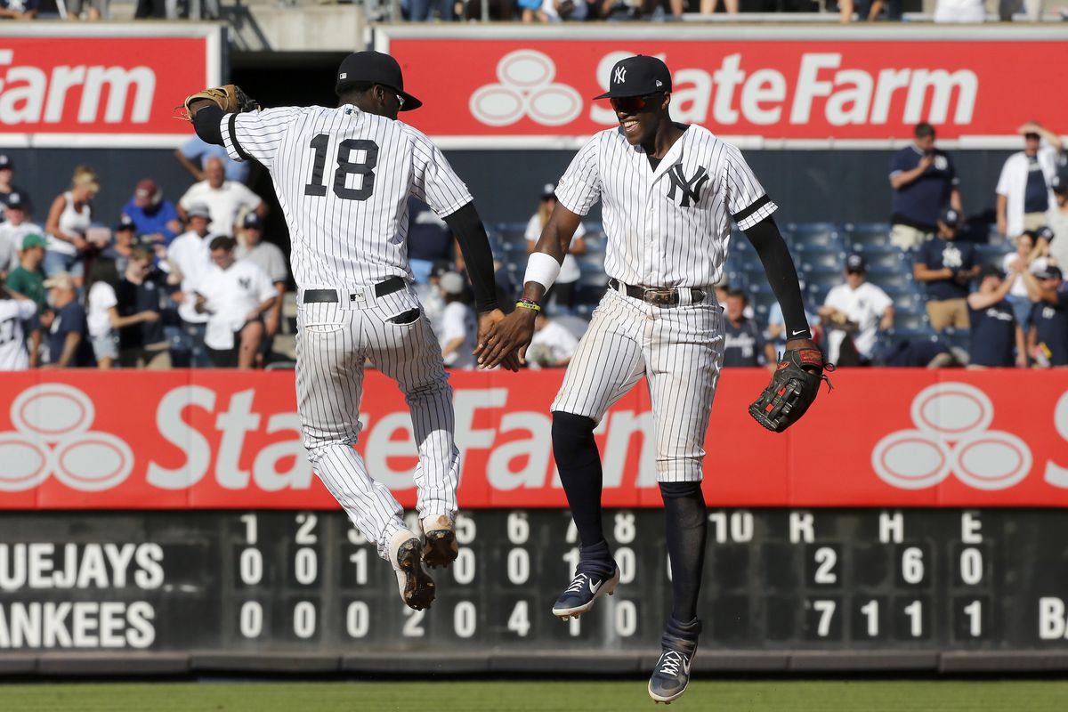 Scoreboard Watching: Yankees gain ground in home-field ...  Yankees