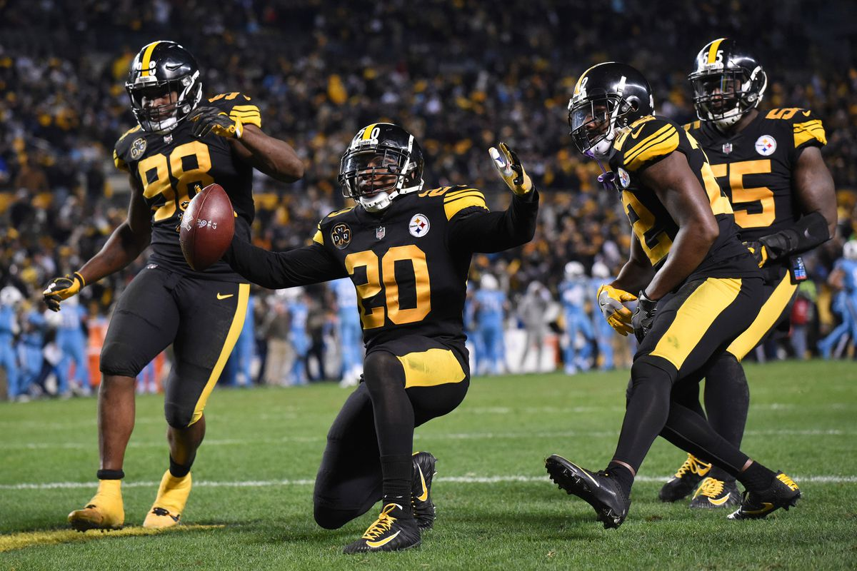 new concept 4114a daa16 Steelers to wear 'Color Rush' uniforms vs. Panthers on ...