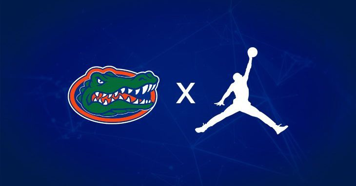 Florida Announces Switch To Jordan Brand For Football Basketball In