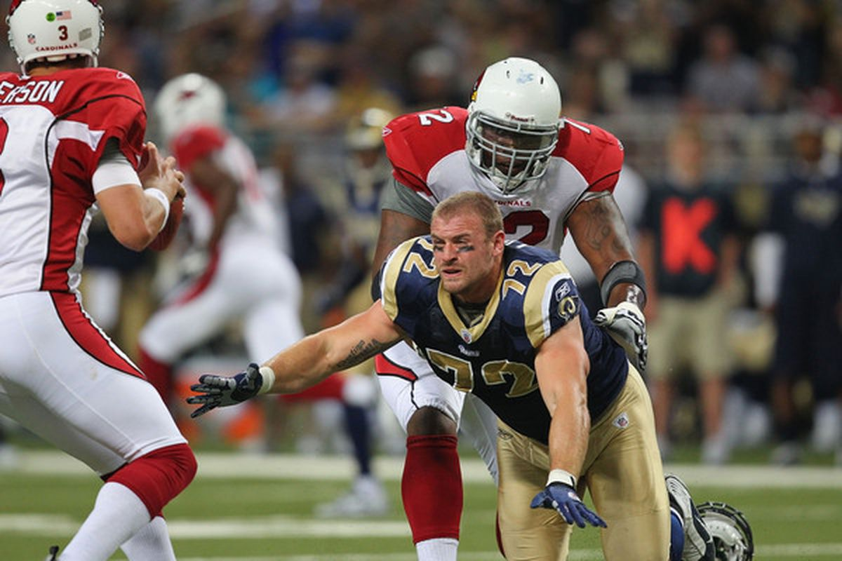 The Rams credit a new approach to training for part of Chris Long's success in 2010.