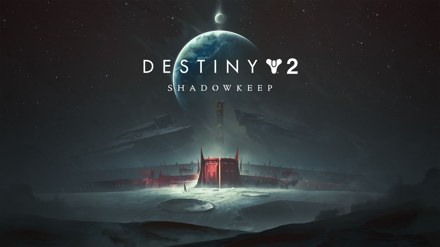 Bungie unveils big Destiny 2 shift with Shadowkeep expansion