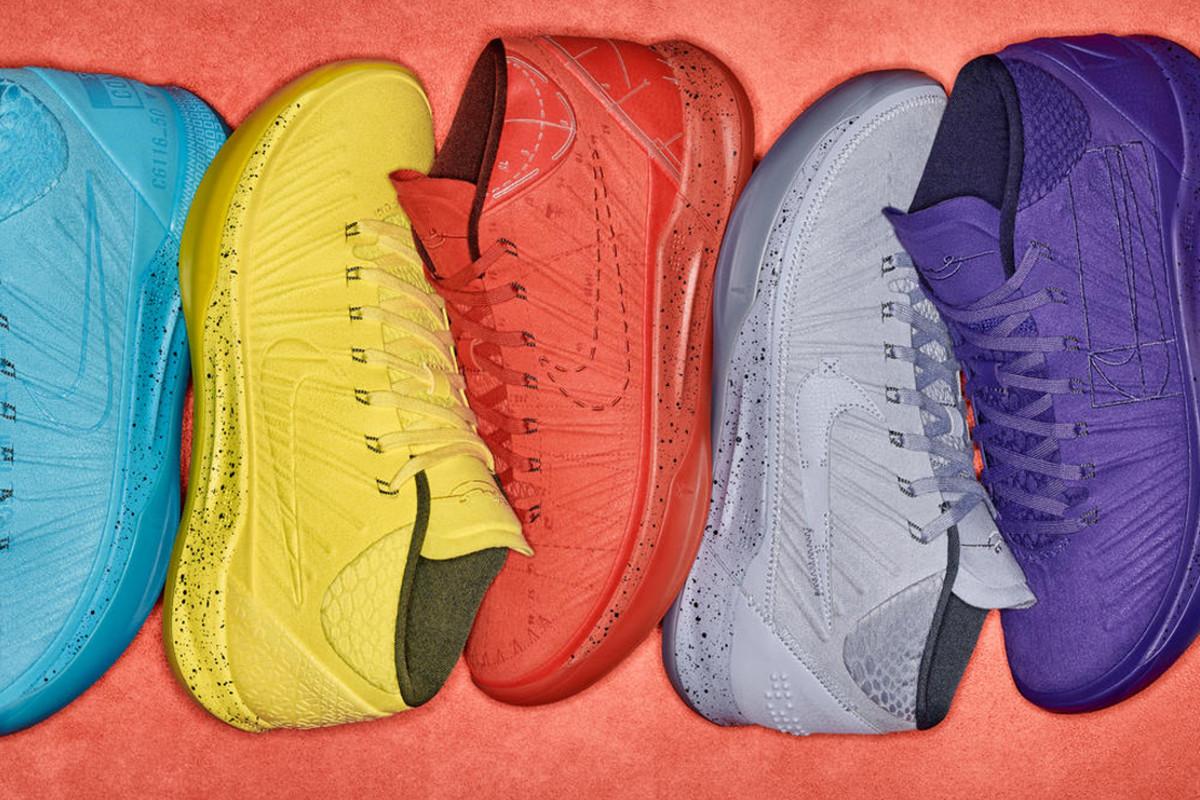 ea913004c224 Kobe Bryant explains what  Mamba Mentality  is while revealing his new Nike  shoe