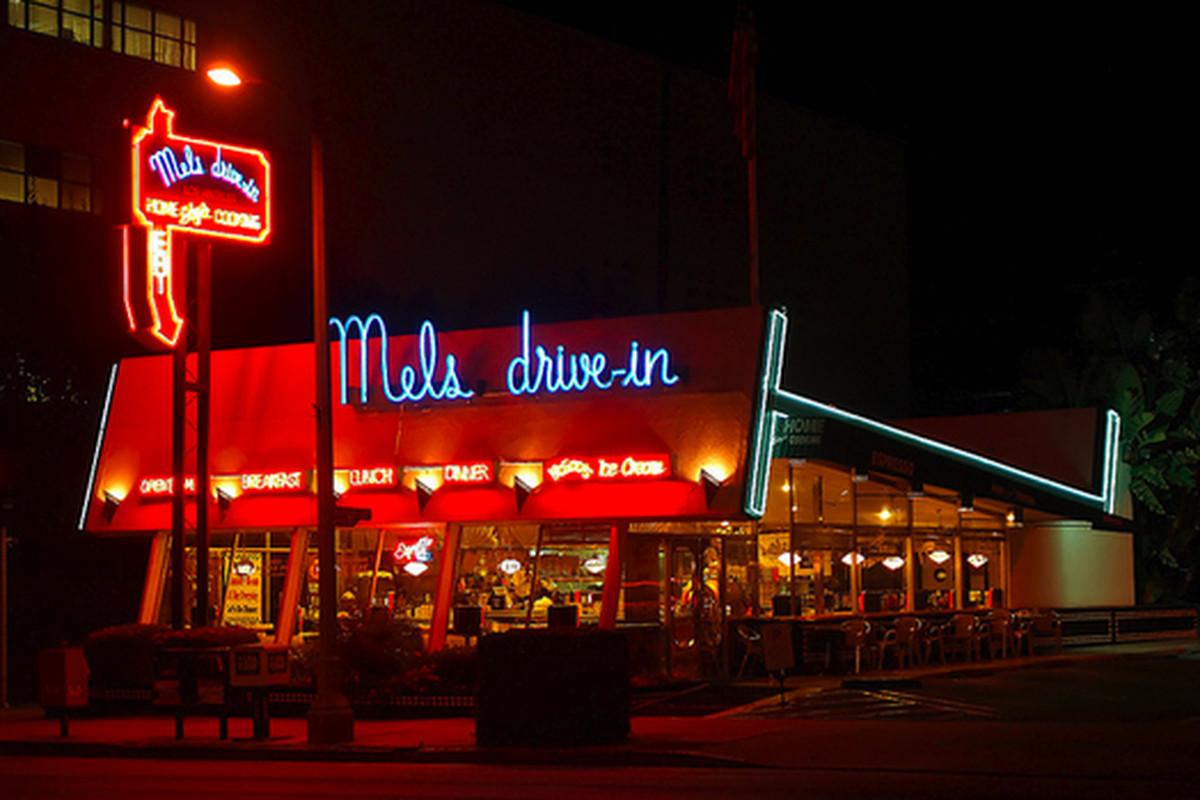 Mels Drive-In, Sherman Oaks.