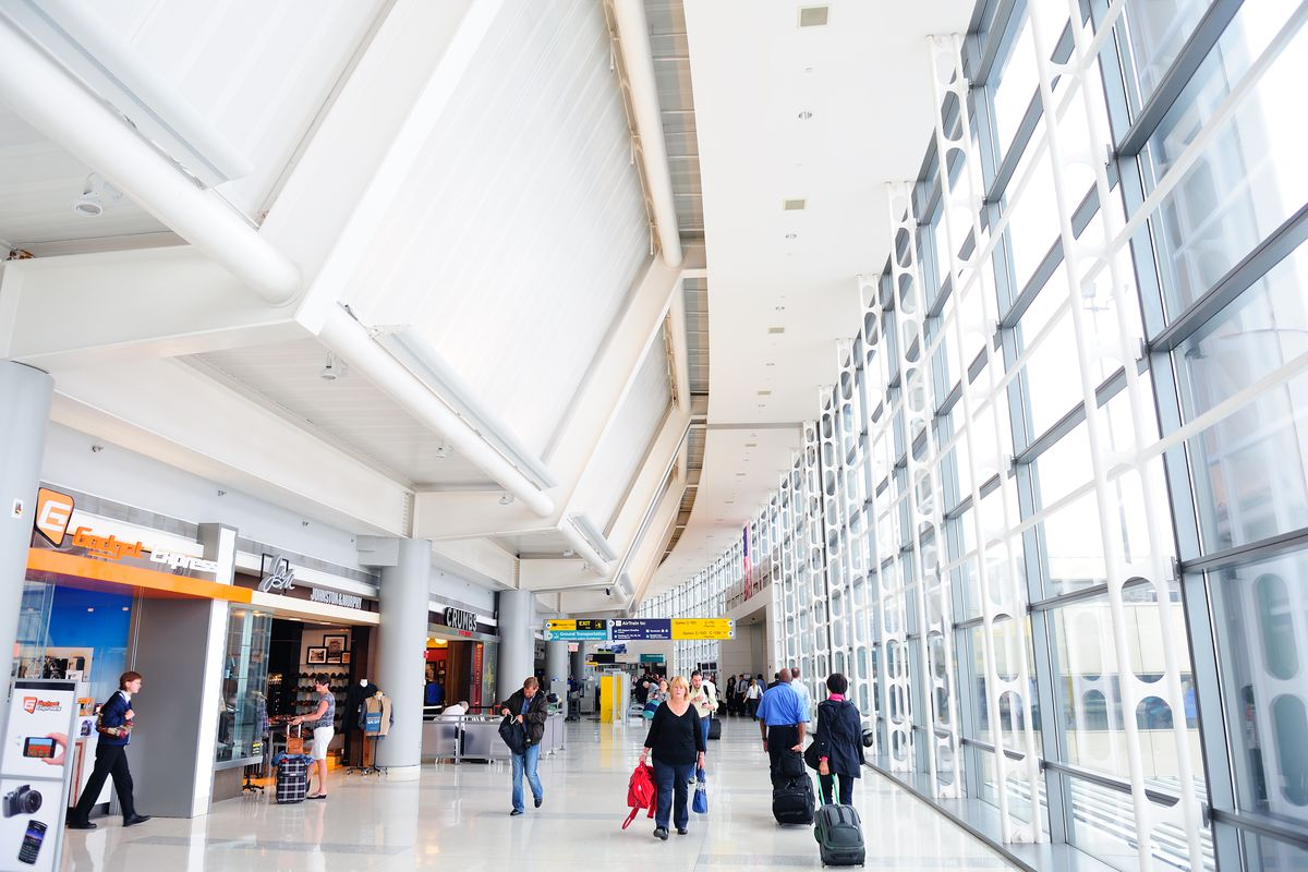 The Next Evolution of Airport Dining Is Happening Right Now - Eater