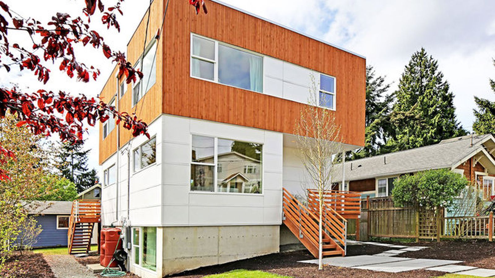This eco friendly seattle house can be built in just 29 Built in seattle